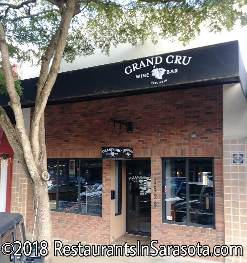 Photo of Grand Cru Wine Bar